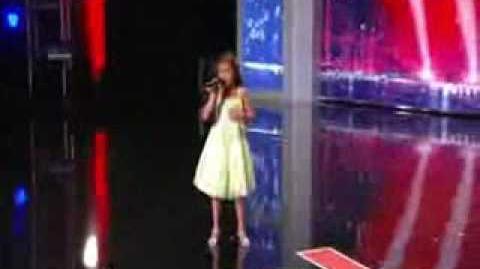 Ciana Pelekai, 8 * 3rd Grade Student * America's Got Talent 2009 Ep10 HD