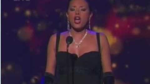 YouTube America's Got Talent 2009 Final Barbara Padilla September 14 09