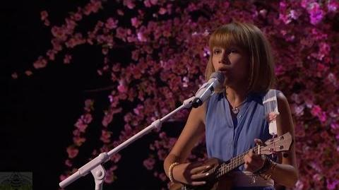 America's Got Talent 2016 Grace Vanderwaal Amazing 12 Y.O
