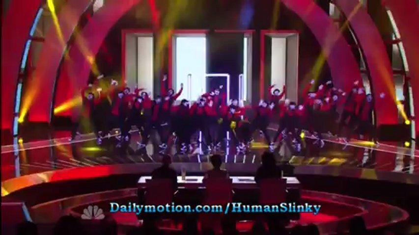 Academy Of Villains, 1st Semifinal ~ America's Got Talent 2012