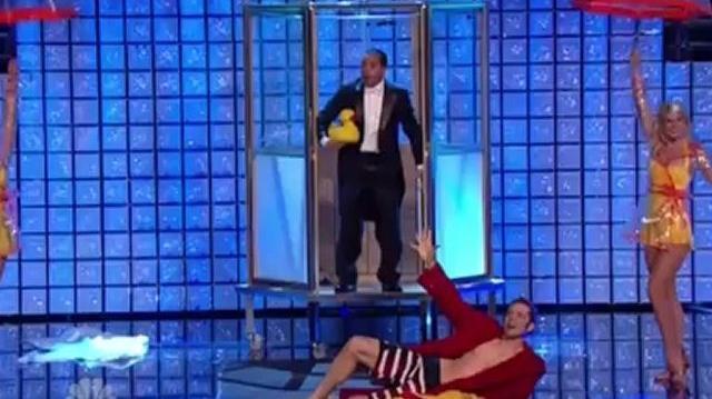 Jarrett & Raja, Top 48 Live ~ America's Got Talent 2012 Q1-0