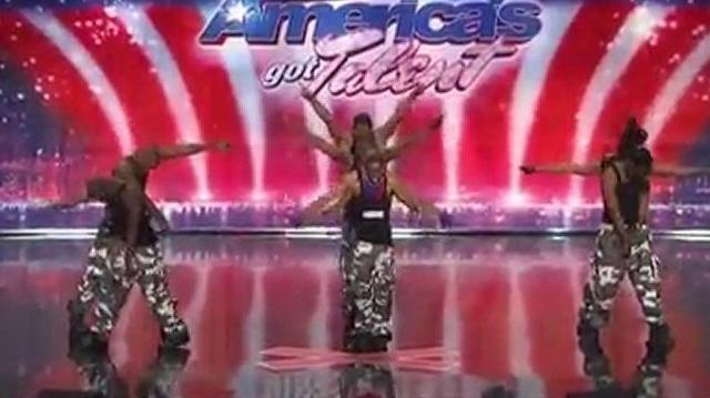 Strikers All Stars, 22-26 ~ America's Got Talent 2010, auditions Chicago-1