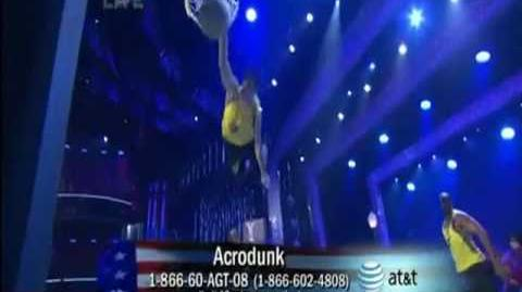Acrodunk Performance Only