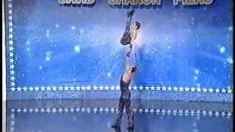 Jordan and Nasko - America's Got Talent 2007
