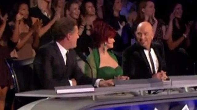 Fighting Gravity ~ America's Got Talent The Finals 2010-0