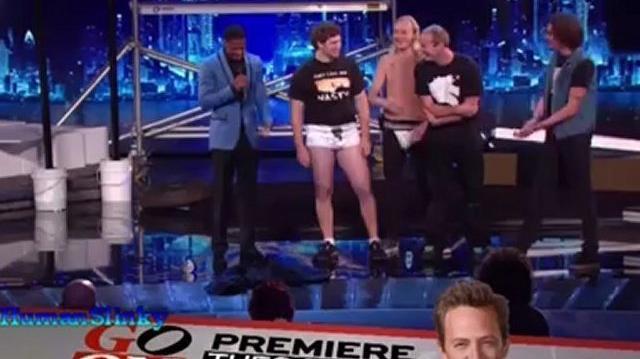 Horse, Wild Card ~ America's Got Talent 2012-0
