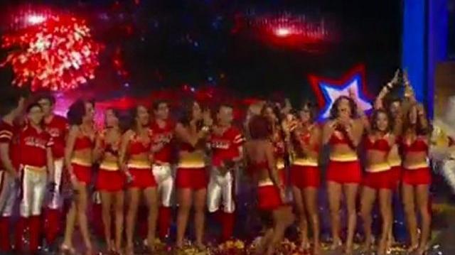 Miami All Stars, TOP 10 ~ America's Got Talent 2011