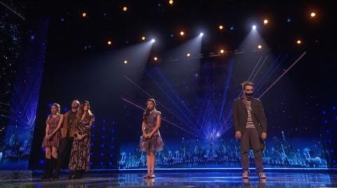 America's Got Talent 2016 Semi-Finals Round 1 Results Part 3 Dunkin Save Act S11E19