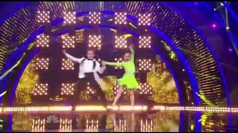 Ruby and Jonas - America's Got Talent 2013 Season 8 - Radio City Music Hall FULL