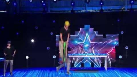 America's Got Talent S09E09 Semi-Final Acrobatic Acts XPogo Stunt Team