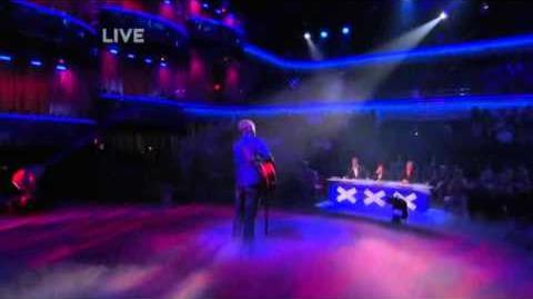 Kevin Skinner - America Got Talent, U are always on my mind