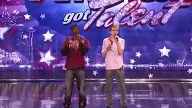 Eric and Christlo, 17 ~ America's Got Talent 2011, Auditions-0