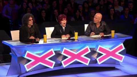 Matthew McAvene - America's Got Talent 2012 Auditions