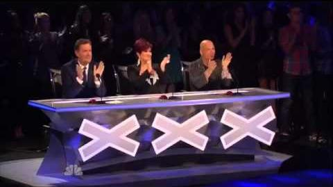 Snap Boogie, Q1 ~ America's Got Talent 2011 ~ Top 48 ~ LIVE