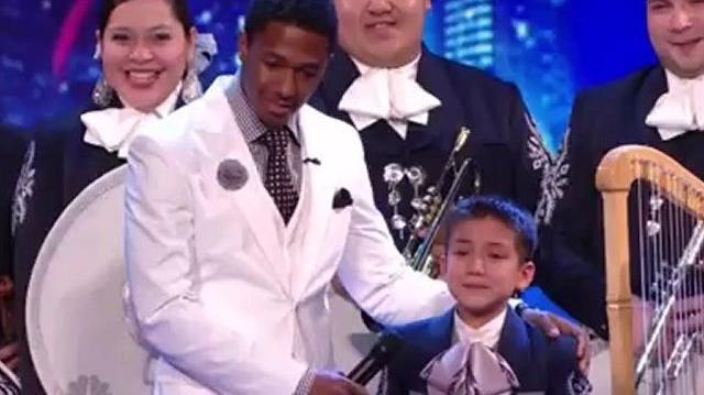 Sebastien El Charro De Oro, Q4 ~ America's Got Talent 2012