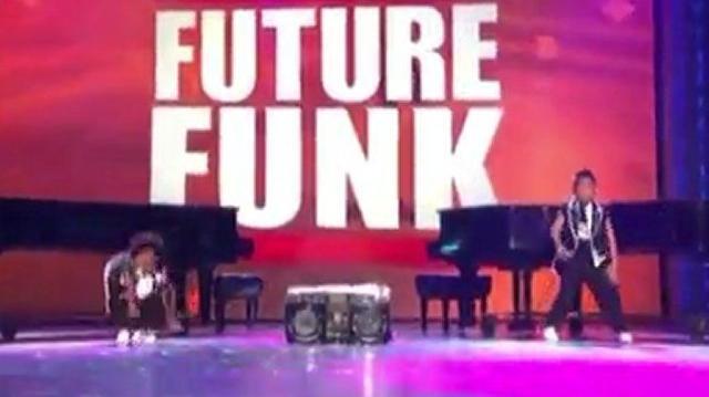 Future Funk ~ America's Got Talent 2010, Top 48 Compete