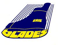 Erie blades logo