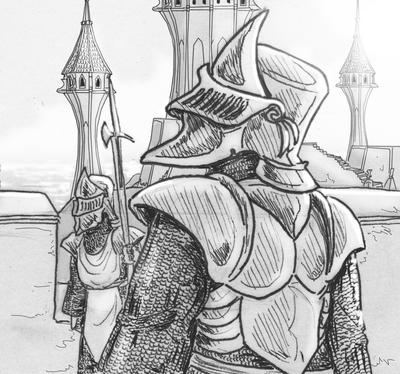 High elf knights by shabazik-d3303uz