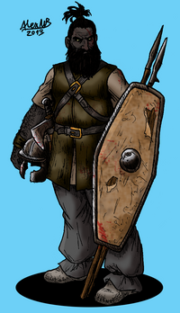 Kanov clansmen of hieyoks by shabazik-d5zck7z