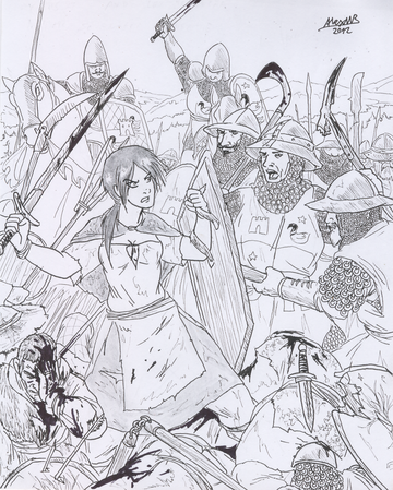 Peasants uprising by shabazik-d58l0wq