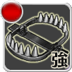 Strong Trap Icon