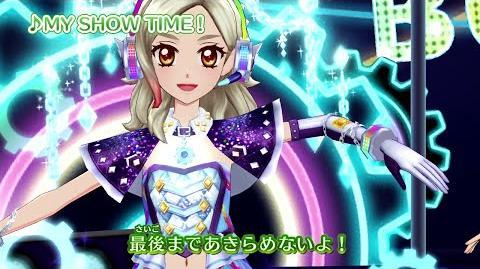 アイカツ!ミュージックビデオ『MY SHOW TIME!』をお届け♪
