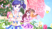 Mezashite Aikatsu! - 28 senjyō a 2