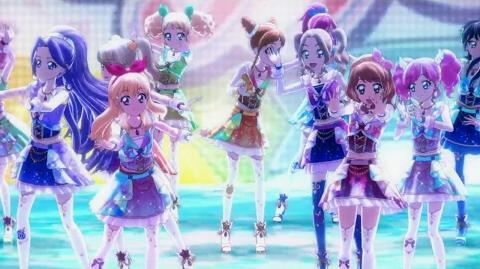 (HD)Aikatsu! All Stars Nerawareta Mahou no Aikatsu Card(Full)