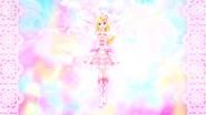 Aikatsu ichigo-angelsugar-preniumcards pose
