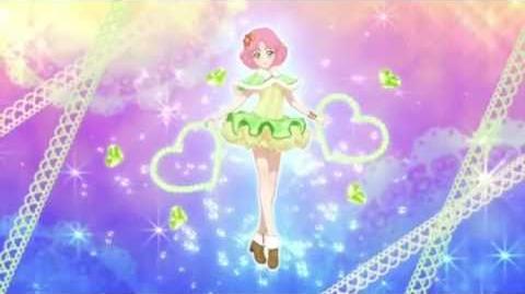 Aikatsu episode 26 Sakura Performance