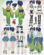 Aoi outfits 2