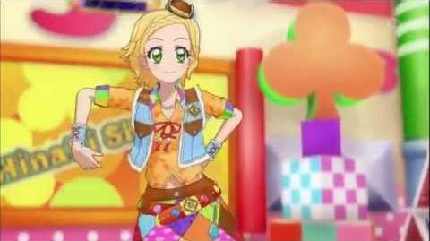 (HD)Aikatsu!-Hinaki-Good morning my dream (Episode 105)