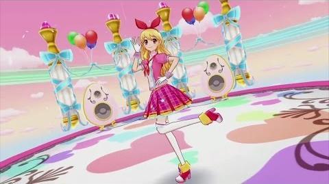 「アイカツ!ミュージックビデオメーカー」PV