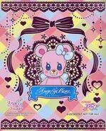 Angely bear binder back
