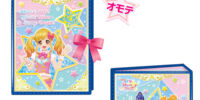 Data Carddass Aikatsu Stars! Official Binders