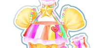 Rainbow Dream Coord/Cheerful Rainbow Dream Coord