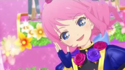 "Aikatsu Stars Ep12 Stage ""Honeybee's Kiss"" アイカツスターズ! 12話 ステージ"
