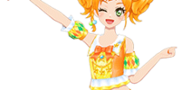 Shine Top Star Coord