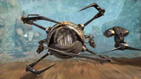 Механоиды 2 Война кланов - Финальный ролик