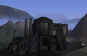 Rock Sector manufacturing plant screenshot
