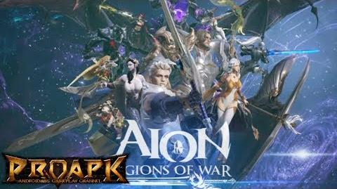 AION Legions of War Gameplay Android iOS