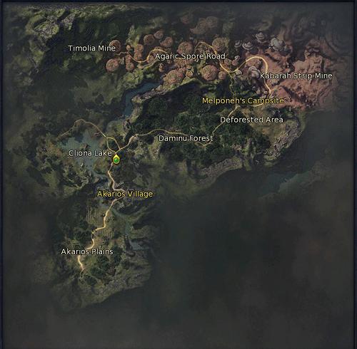 Poeta map