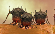 Dukaki Settlement Cauldrons