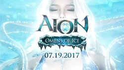 Omens of Ice Banner