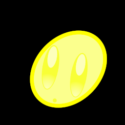 File:Face kirby yellow.png