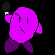 Purple Kirby