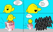Comic 1: The High Boost