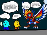 Comic 9: Dyna Blade