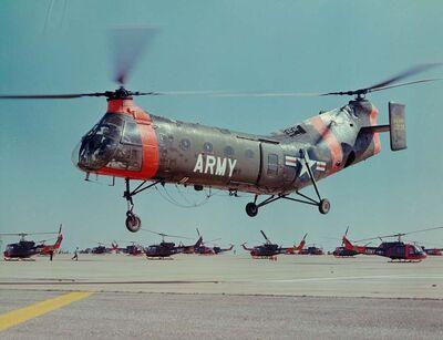 CH-21C Shawnee 56-2133