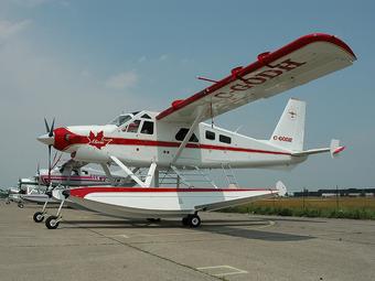 DHC-2 Olivia